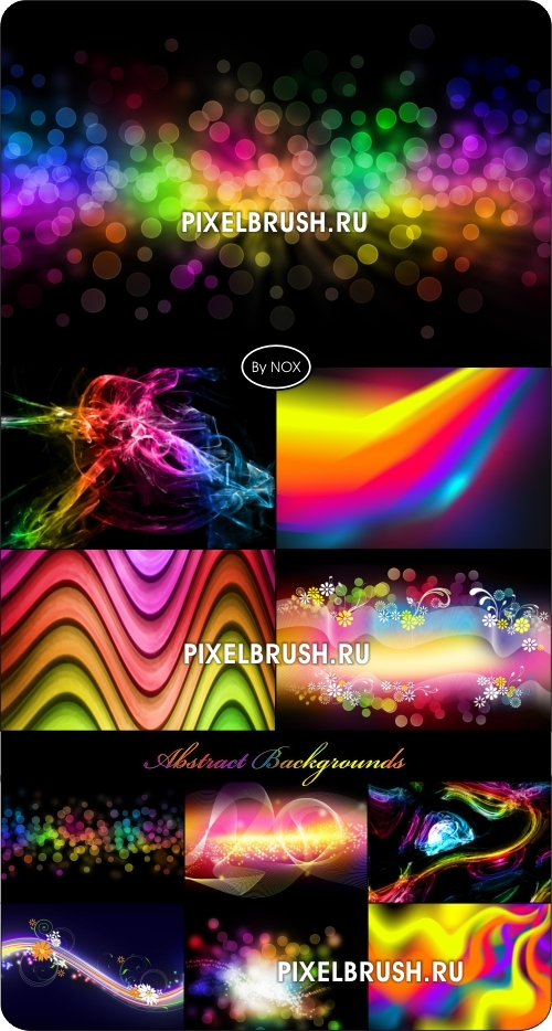Abstract Backgrounds - Абстрактные фоны
