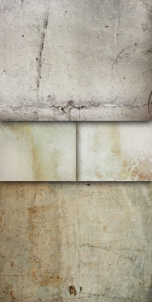Dirty Walls Texture Set