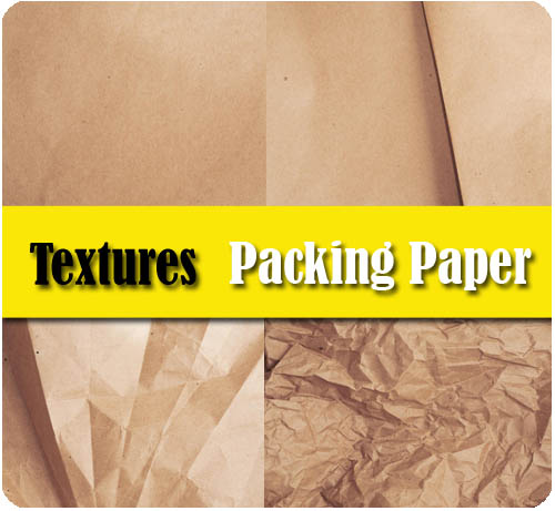 Packing Paper Textures