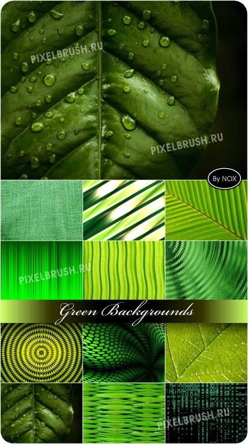 Green Backgrounds - ������� ����