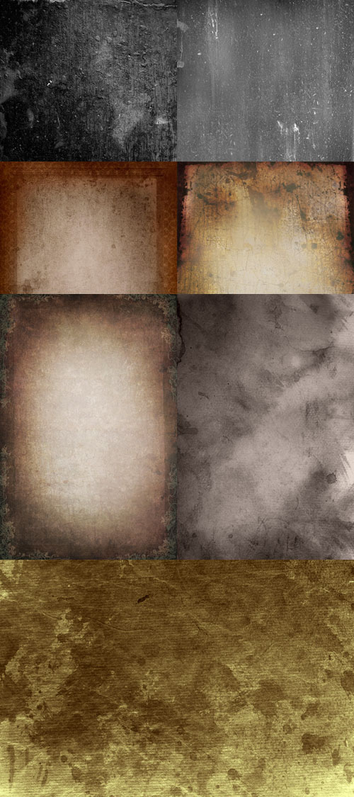 A set of old textures # 1