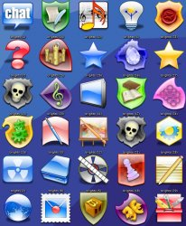 Brights Icons