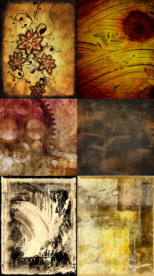 A set of old textures # 2