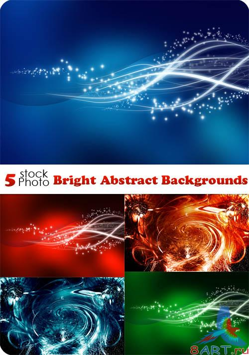 Photos - Bright Abstract Backgrounds