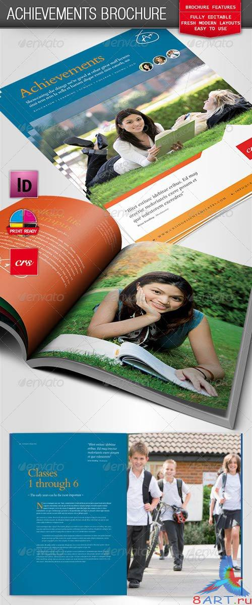 GraphicRiver Achievements Brochure