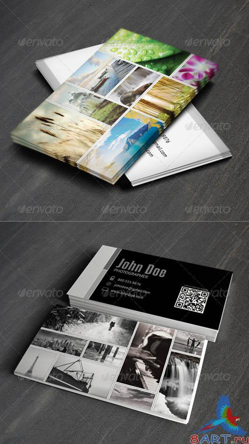 GraphicRiver Business Cards | Volume 1