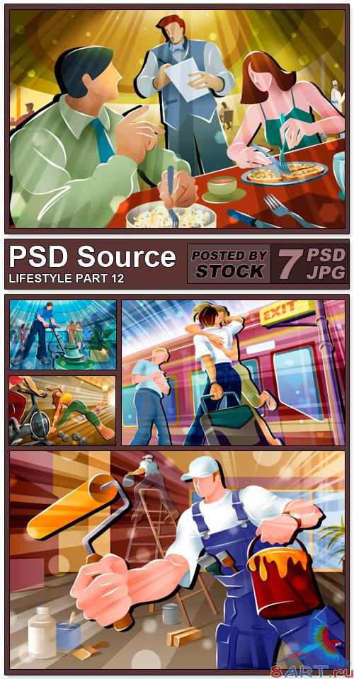 PSD Source - Lifestyle 12