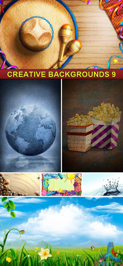 PSD Sources - Creative backgrounds 9