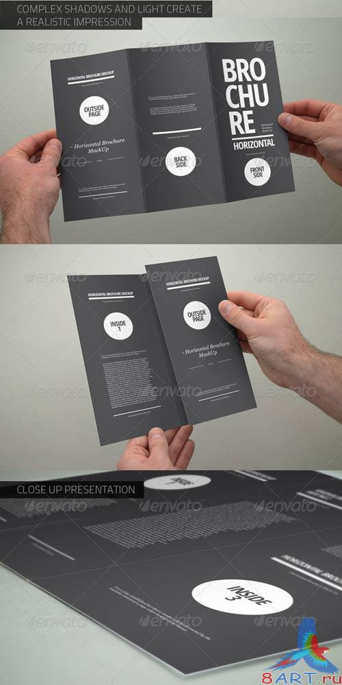 GraphicRiver Photorealistic Brochure 3xDL