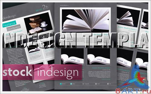 Professional InDesign Template
