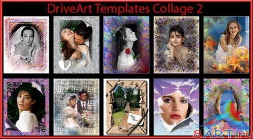 DriveArt Templates