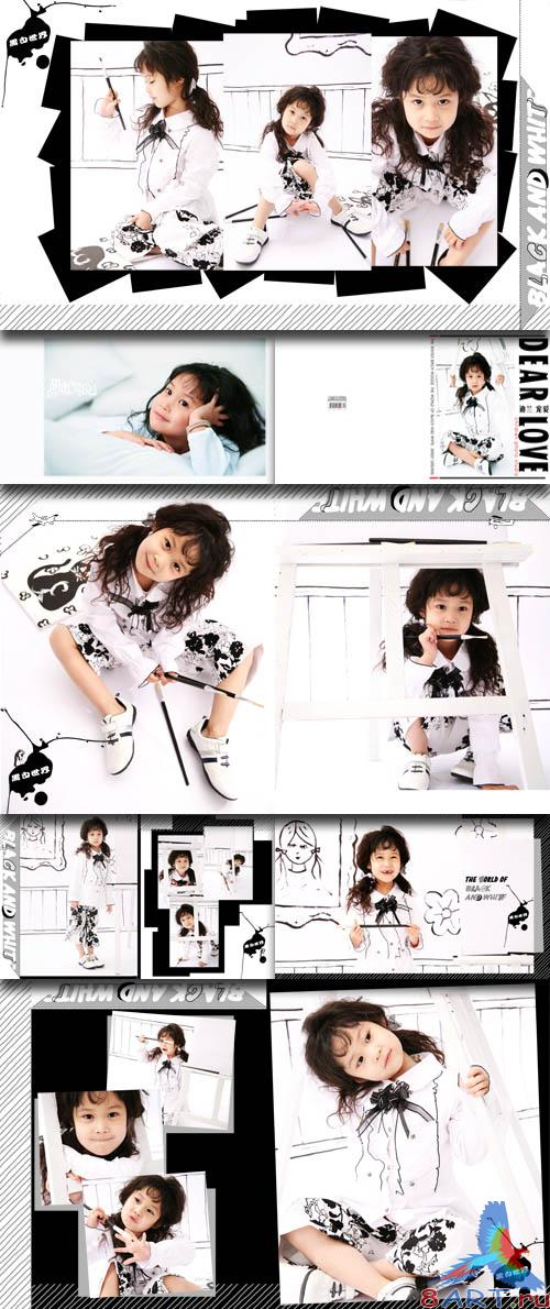 PhotoTemplates - Happy Childrens Vol.6 (77253)