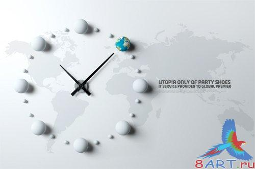 PSD Source - Business Time