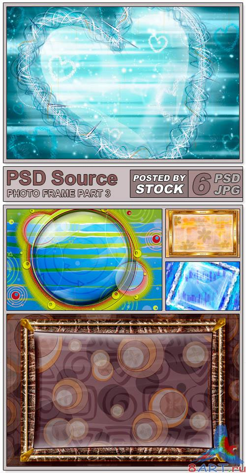 PSD Source - Photo frame 3