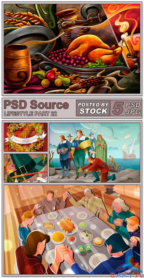 PSD Source - Lifestyle 22