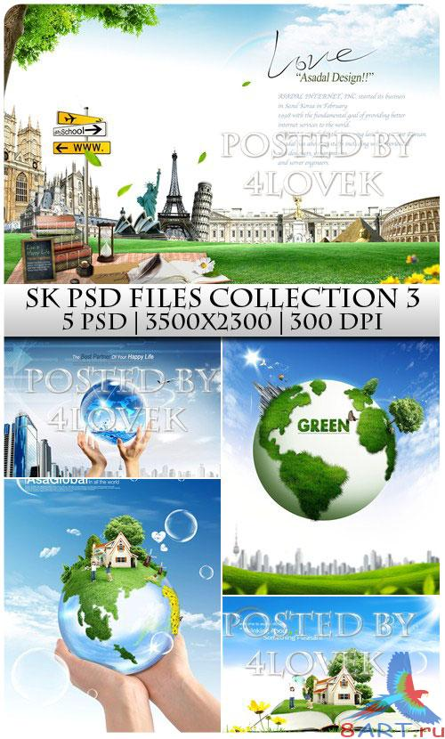 SK PSD files Collection 3