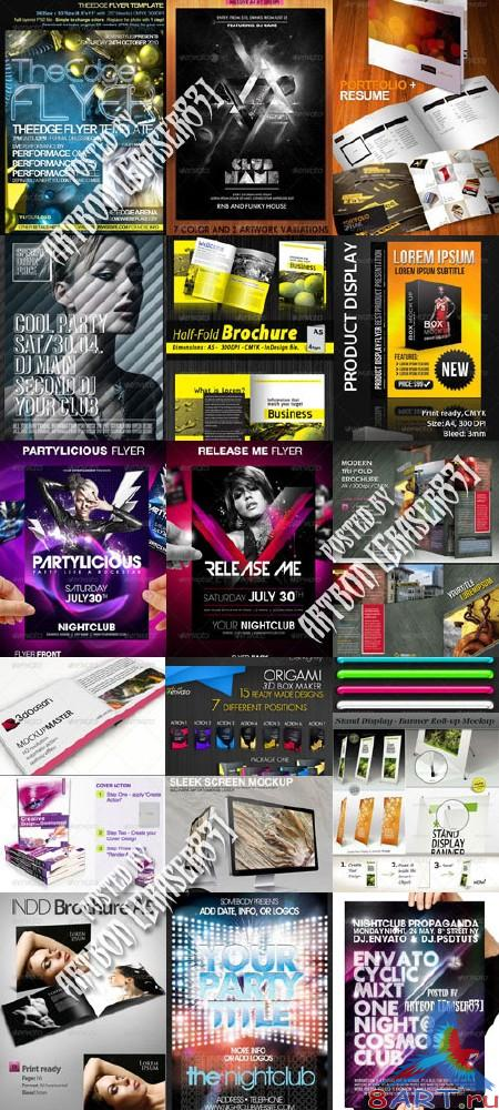 GraphicRiver Stylish Design Collection 12 - REUPLOAD