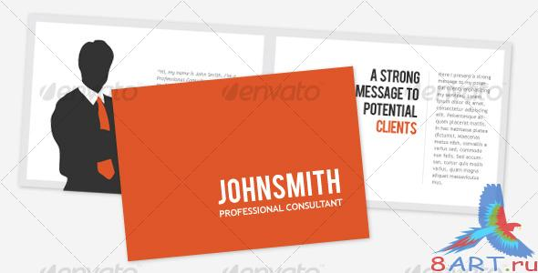 GraphicRiver - Professional Consultant Booklet (10 Pages)