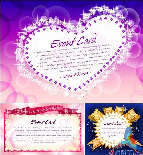 Event Card PSD 4