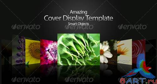 GraphicRiver Amazing Cover Display Template