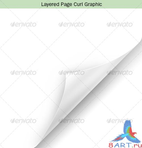 Page Curl - GraphicRiver