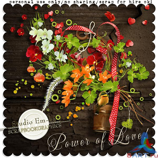 �����-����� Power of love