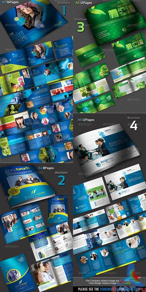 GraphicRiver Corporate Brochure/Catalogue Bundles v.1