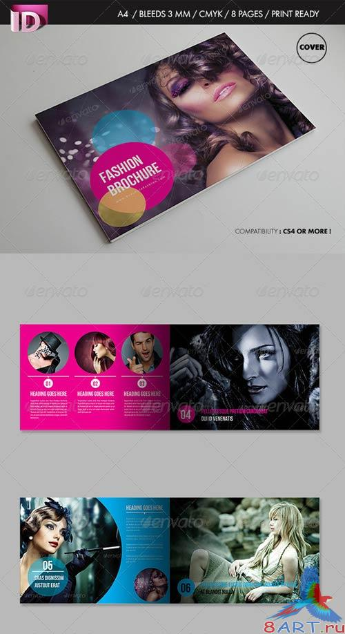 GraphicRiver Fashion Brochure (Vol 1)