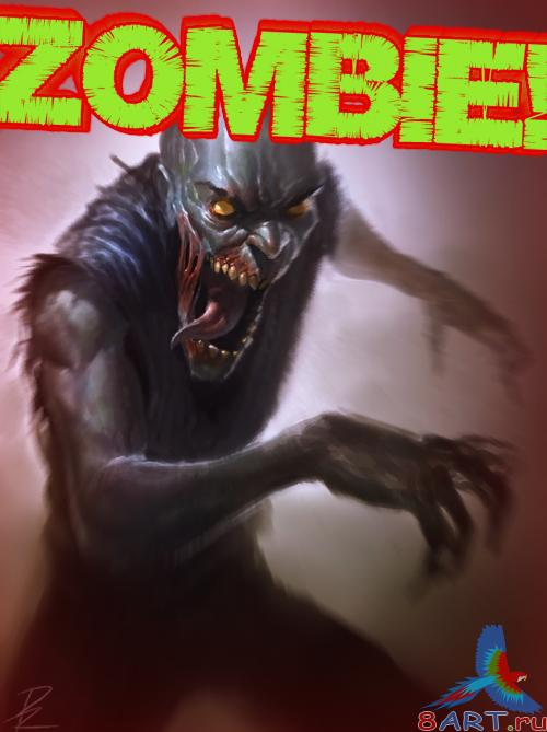 Zombie - PSD Source