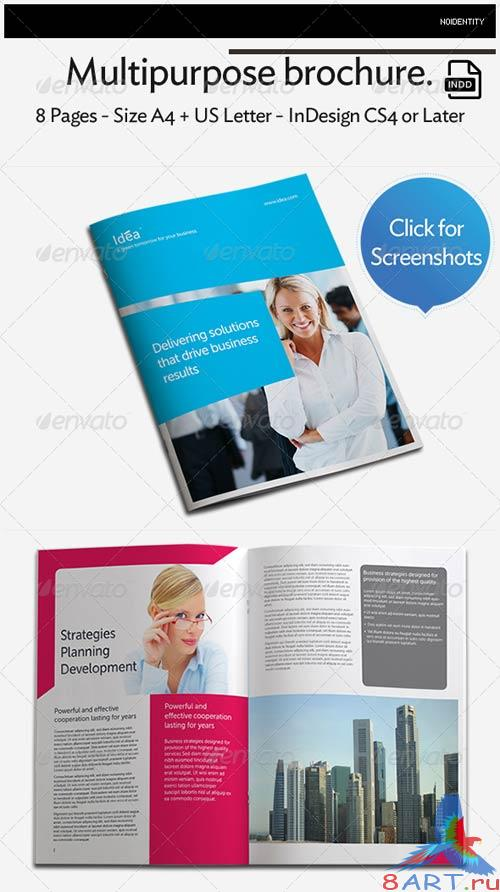 GraphicRiver Multipurpose Brochure