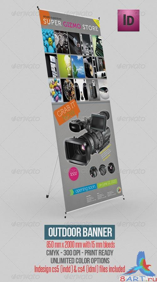GraphicRiver Outdoor Banner Vol. 7