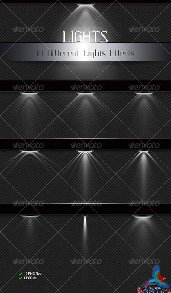 Light Effects - GraphicRiver