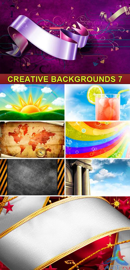 PSD Sources - Creative backgrounds 7