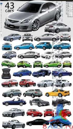 Cars without a background - ���������� �������� ���� ����. �����6