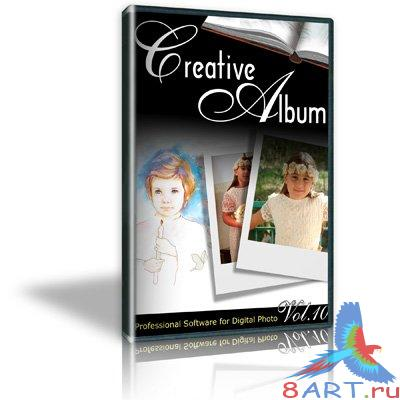 Creative Album Vol.10