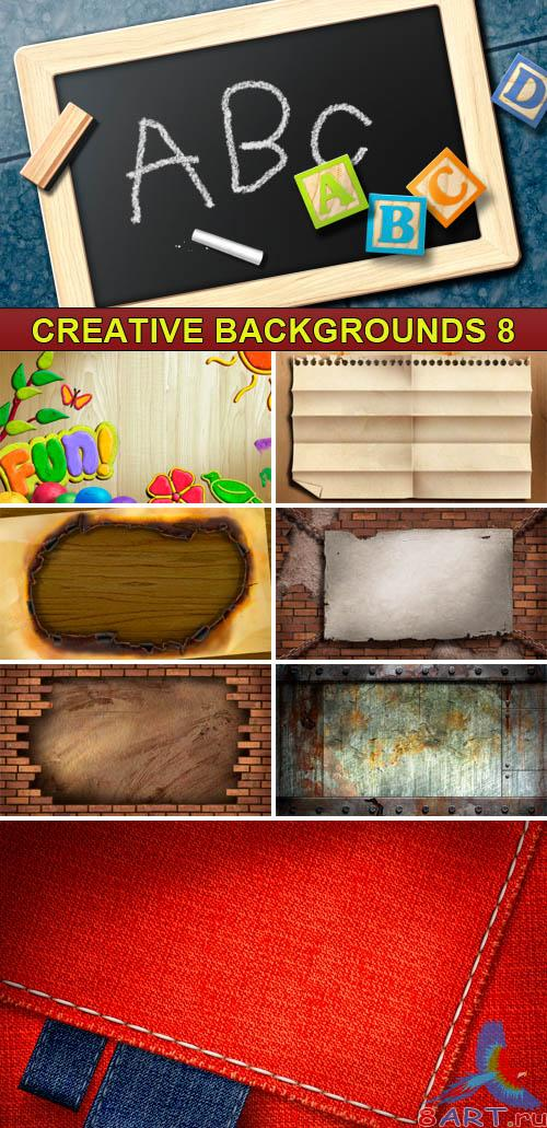 PSD Sources - Creative backgrounds 8