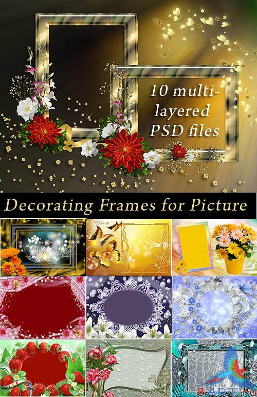 Decorating Frames for Picture