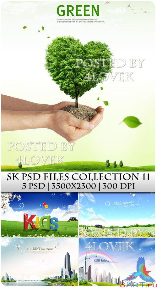 SK PSD files Collection 11