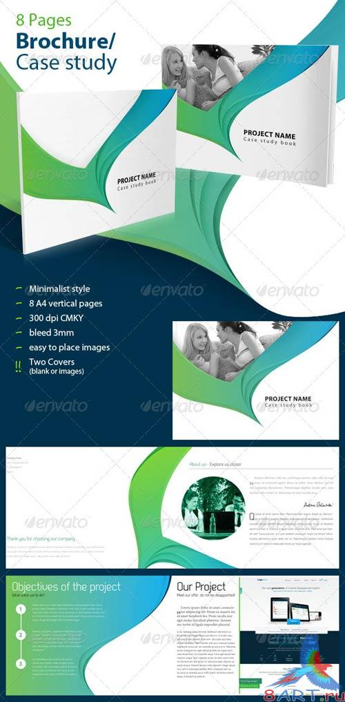 GraphicRiver Brochure / Case Study