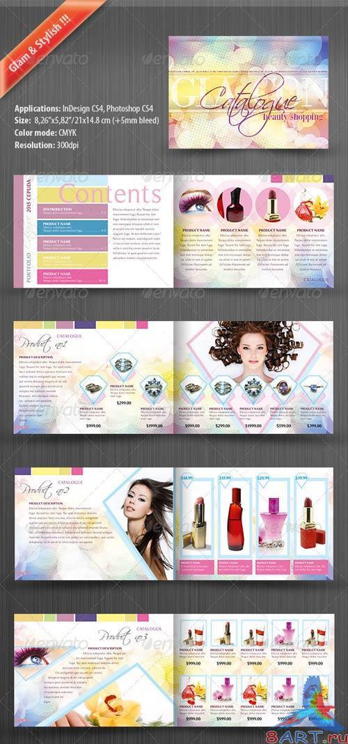 GraphicRiver Product Catalog for Women