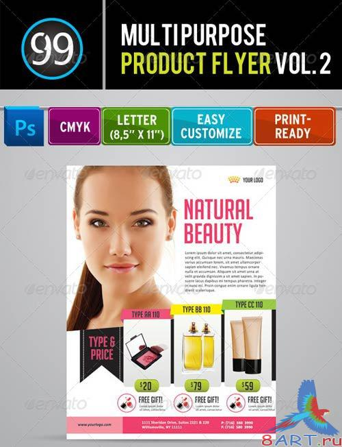 GraphicRiver Promotion Flyer Vol 2