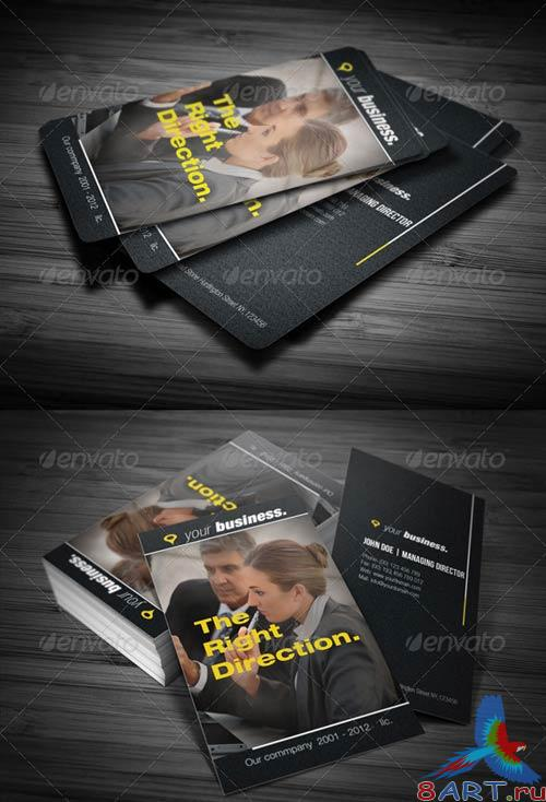 GraphicRiver Professional Business Card