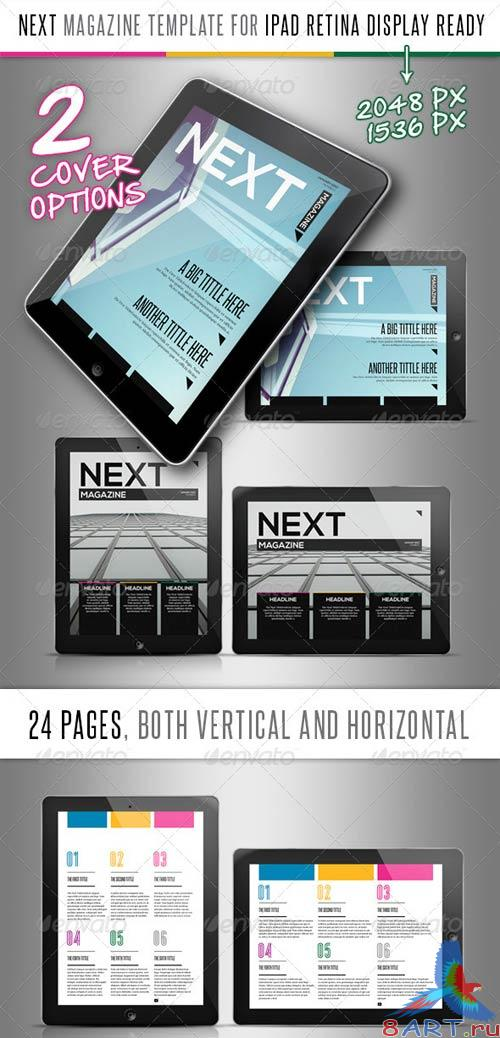 GraphicRiver Next MGZ Tablet Version