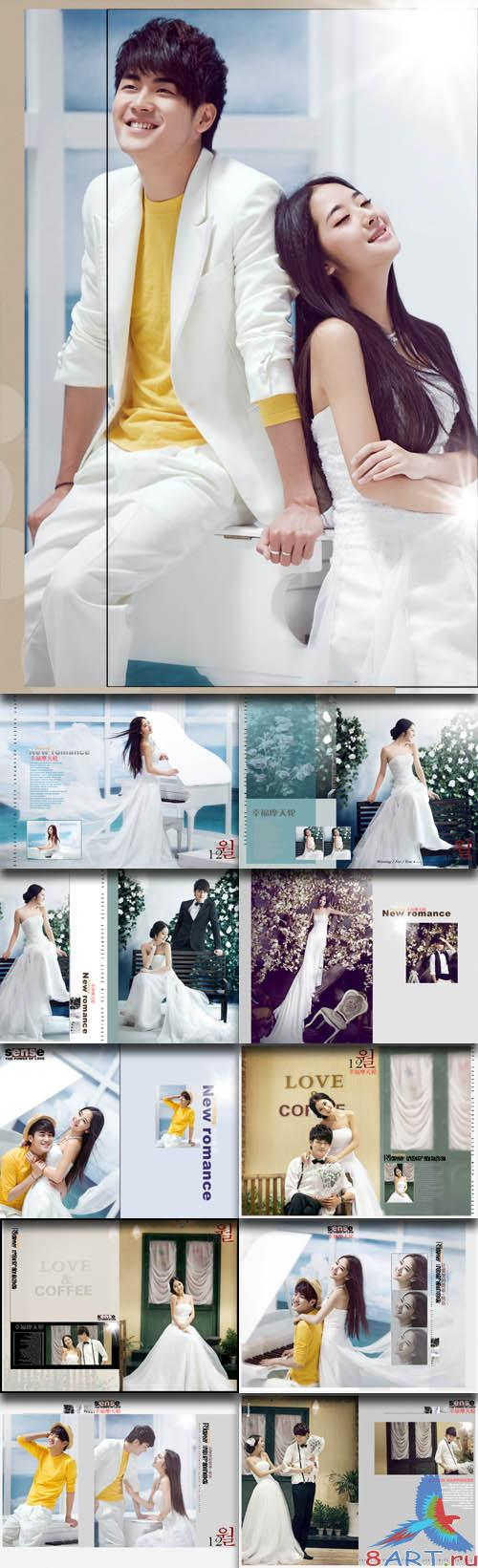 PhotoTemplates - Wedding Collection vol.21 (77539)