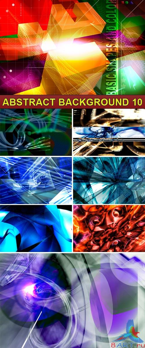PSD Source - Abstract background 10