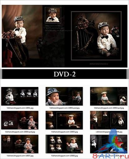 Album children (4 DVD)
