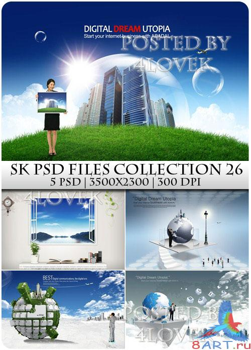 SK PSD files Collection 26