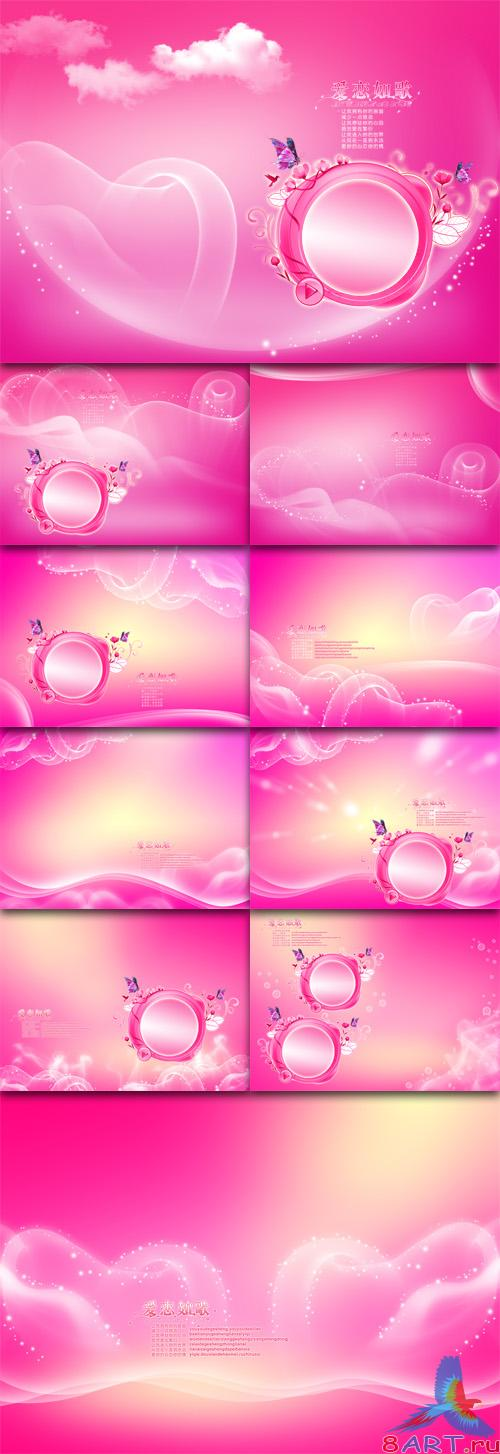 Photo Templates - Love Cantabile