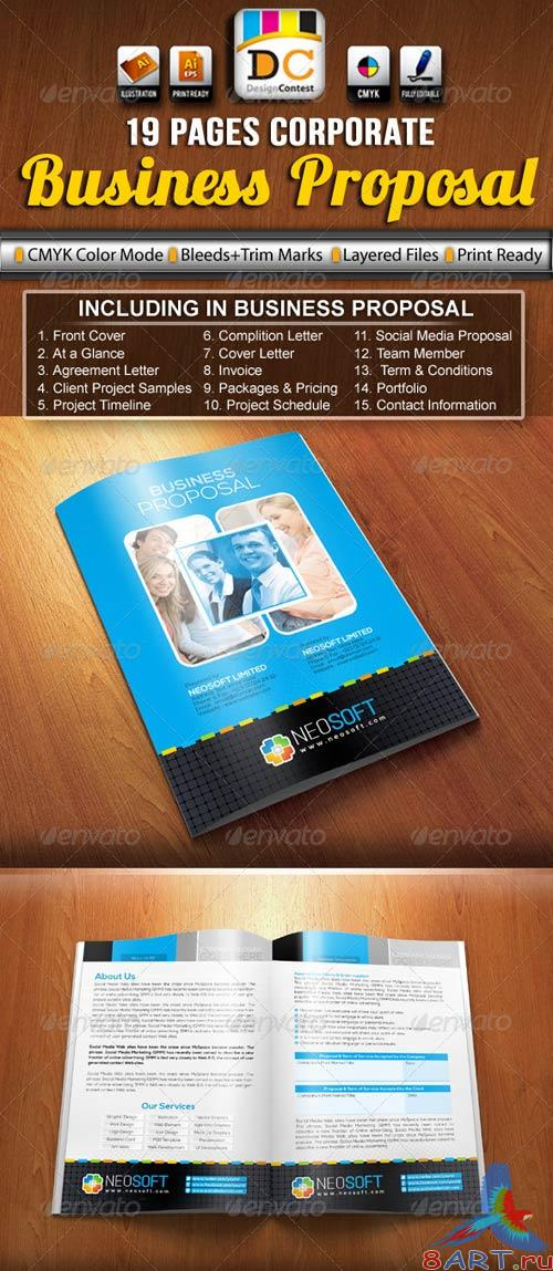 GraphicRiver NeoSoft Business/Project Proposal