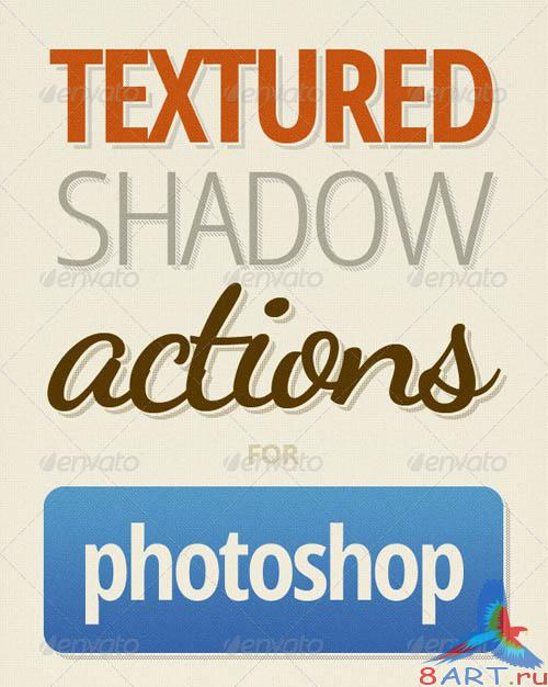 GraphicRiver Textured Shadows